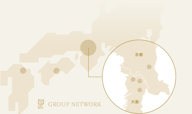京都 大阪 GROUP NETWORK